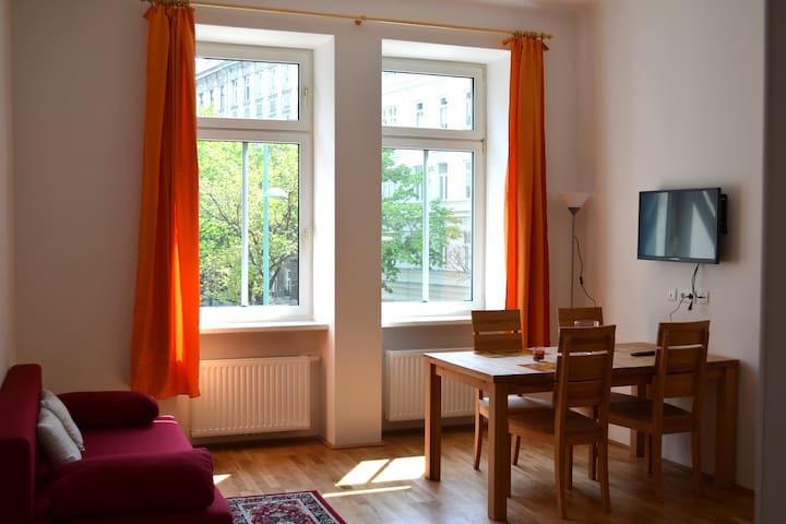 New 2-room apartment Type B - Vienne
