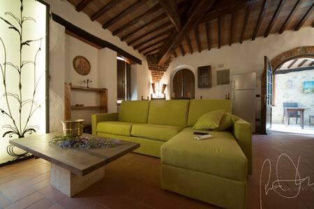 Apartment Loggia with sauna