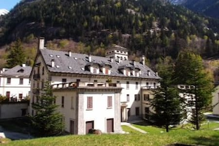Thermal Baths, Walser and Nature - Rivasco - Apartment