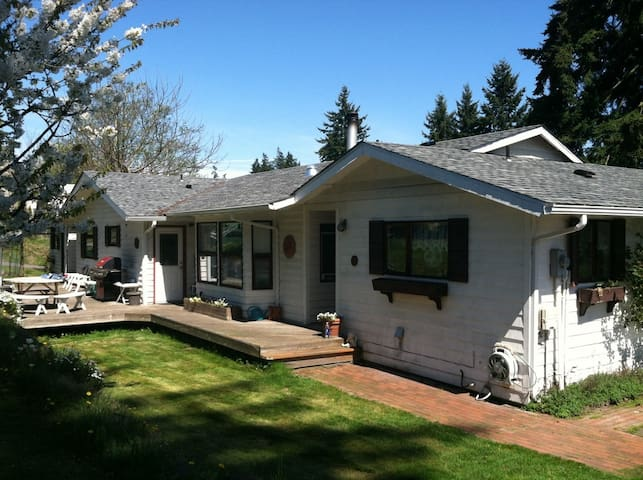 Convenient Location, Close to mall - Lynnwood - Ház