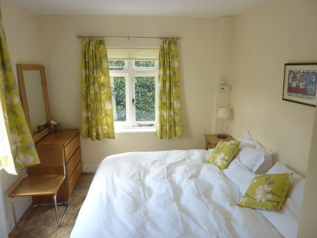 Double aspect double bedroom