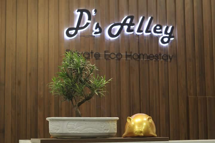 D's Alley Private Eco Homestay Luxury Room 2