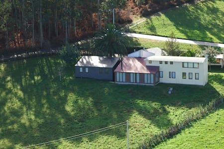 Moderna casa en ambiente rural - Mouruso
