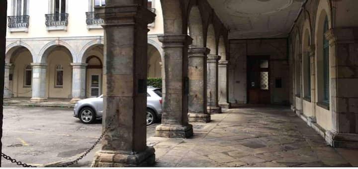 Fabuleux duplex dans le centre historique