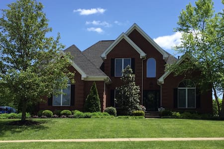 Upscale Crestwood, KY home - Crestwood