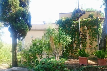 Villa with huge garden in the ancient Rome - Rom - Villa