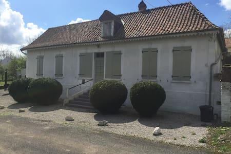 Le Café du Chemin De Fer - Dompierre-Sur-Authie