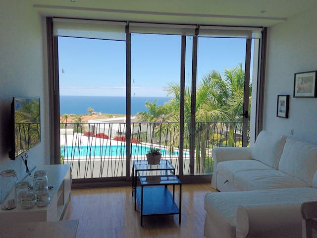 THE COZIEST APARTMENT IN THE NORTH SHORE WITH POOL - La Quinta - Apartemen