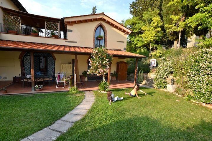 Romantic chianti house - La Ripa - House