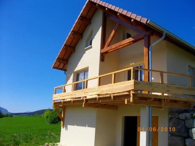 Maison ambiance chalet - Champsaur - Saint-Bonnet-en-Champsaur - Casa