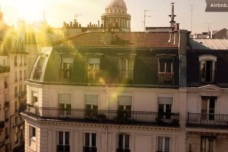 New Flat for 2- Pantheon/Sorbonne