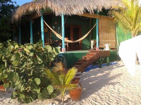 Appartement de plain-pied n ° 1 à Aruba Reef Beach