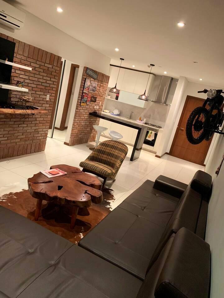Apartamento de Lujo en la mejor zona de Santa Cruz