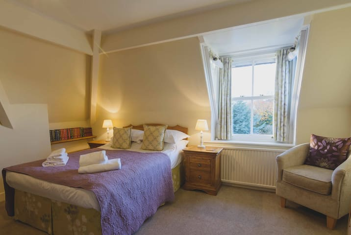 Holme - Classic Double Room in the beautiful Dales