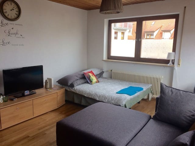 Charming & Cozy single room - Herrenberg - Talo