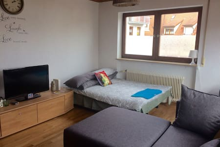 Charming & Cozy single room - Herrenberg - Дом