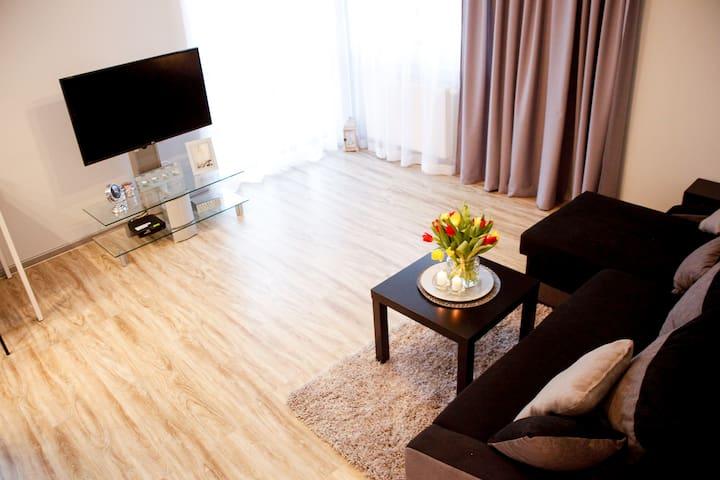Apartament Prezydent Os.Mamhattan
