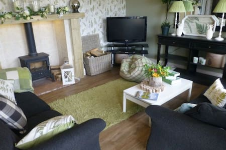 HIGH RIGG GARDEN COTTAGE (Hot Tub), Faugh, Heads Nook, Near Carlisle -  Nr Carlisle - Dom