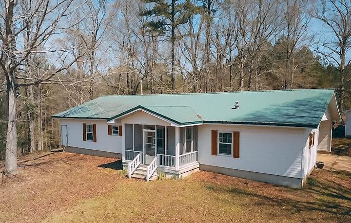Cabin at 411