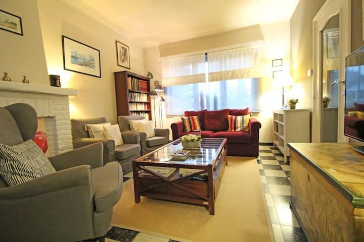 - Charmante & chaleureuse maison -
