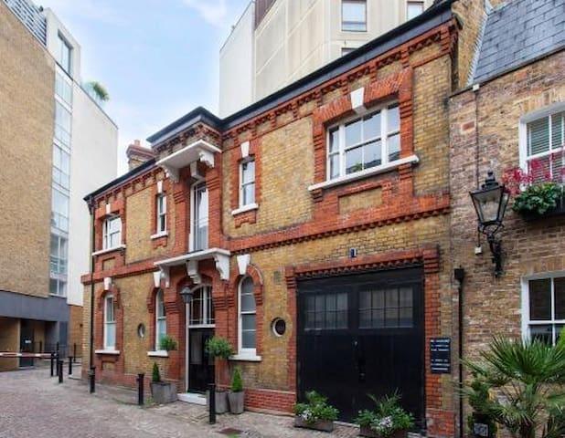 Large Open Mews House Centre London - London - Rumah
