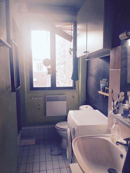 Toilettew/Salle de bain