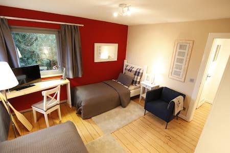 Haus am Baackeshof – Zimmer West