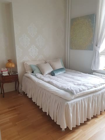 Romantic, central apartment close to the Palace