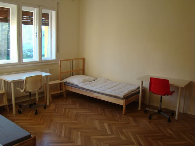 Accomodation for 3 persons