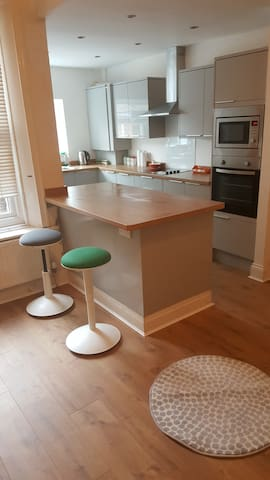 Victorian Terraced House 1 mile from City Centre - Newcastle upon Tyne - Dům