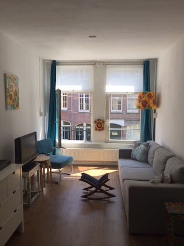 Light & Spacious apt. near Westerpark & Centre