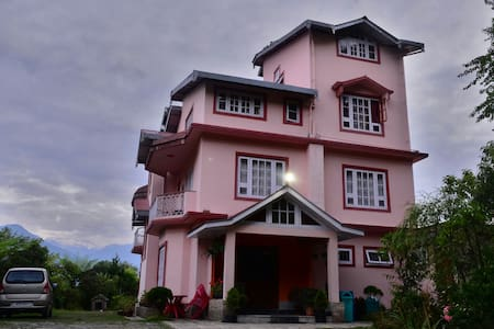 Ifseen Villa (B &B)- Best suited for Soul searcher - Naku - Bed & Breakfast