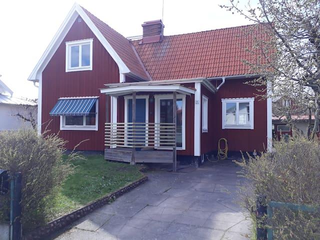 Fantastiskt läge - nära till Kalmars stadskärna