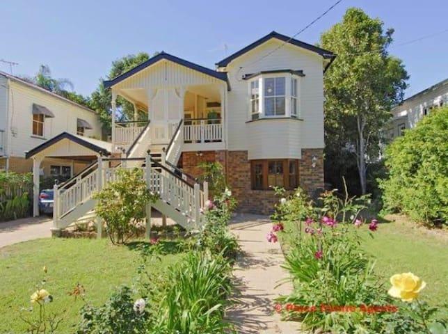 East Brisbane Queenslander - East Brisbane - Casa