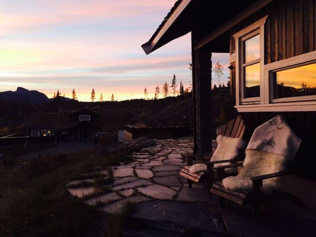 Flott hytte på Golf Alpin, Hemsedal - Hemsedal - Cabana