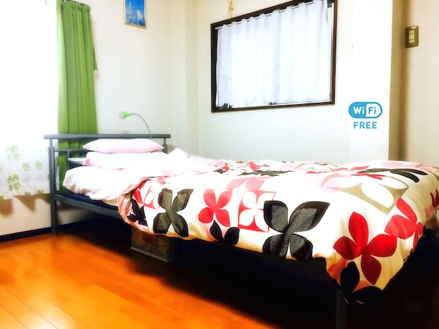 1 min to JR station !! - Daito - Apartament