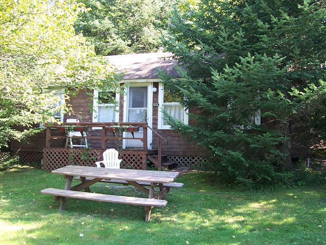 THE WHITE BIRCH LODGE ~ PINE COTTAGE