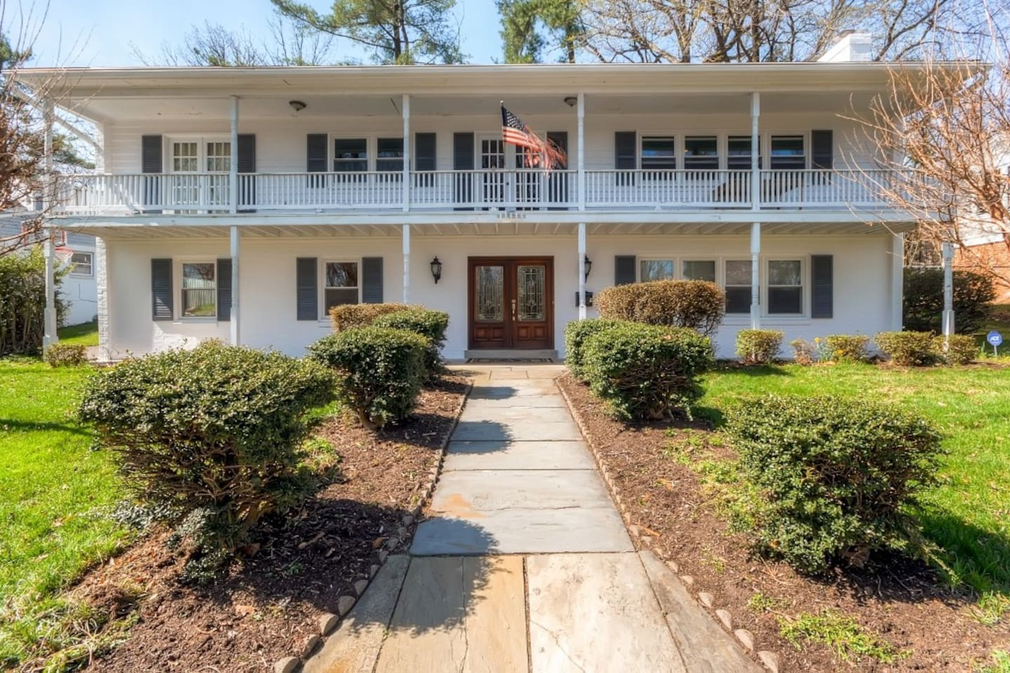 Escape to Arlington and stay at this vacation rental house!