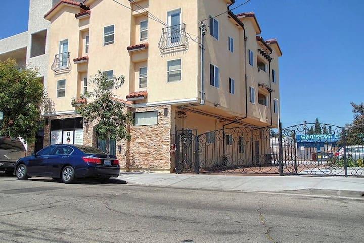 Private 1 Bed/1Bath - Los Angeles - Apartemen