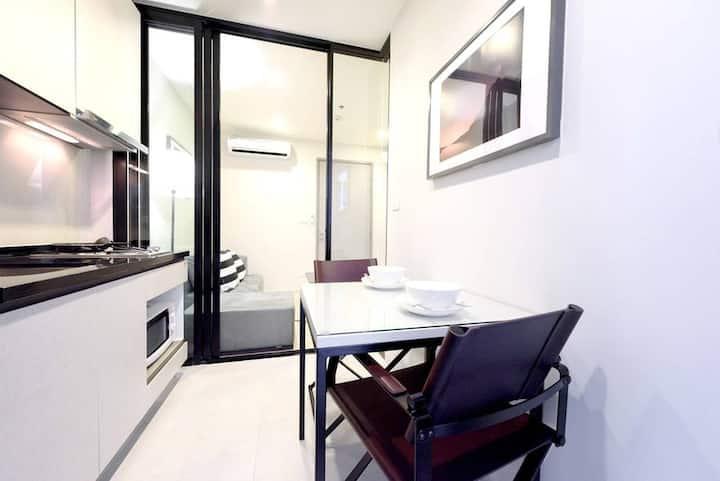 ❤️芭提雅苠宿™❤️豪华公寓the base ❤️无边泳池❤️一居室 ❤️独立厨房 家庭首选 ❤️