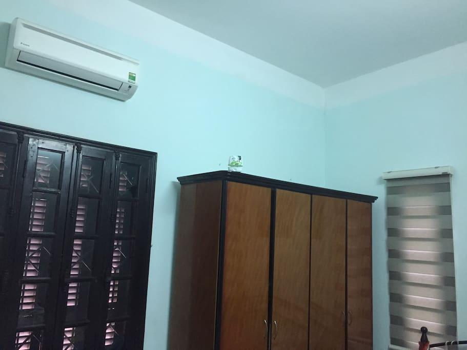 Inside room 1