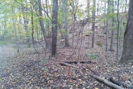 Hiking & Hunting Rural Retreat in Rutland , Ohio
