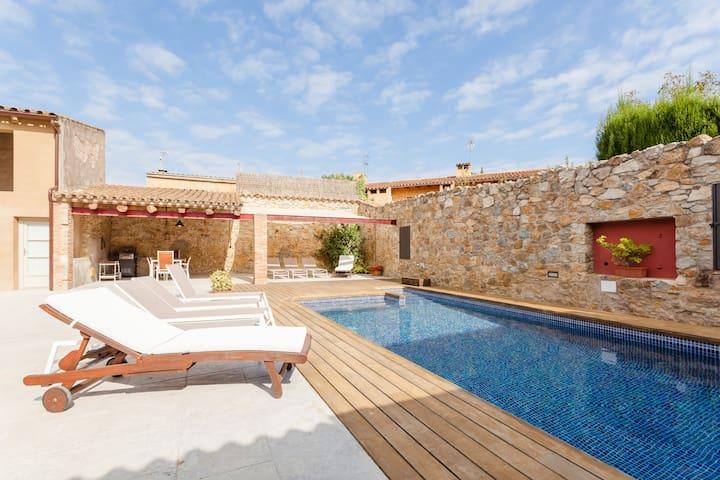 Precioso Apartamento Anita con piscina - Pals - Leilighet