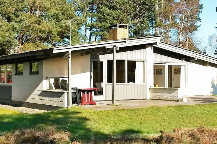 Spacious Holiday Home in Gørlev Near Beach