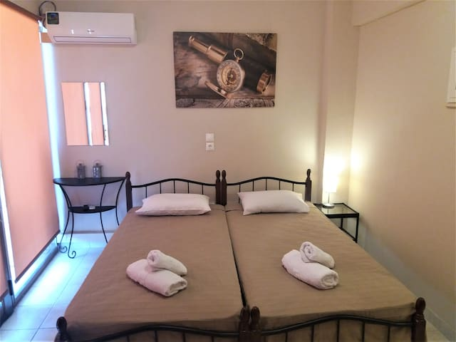 Convenient central studio in Skiathos town