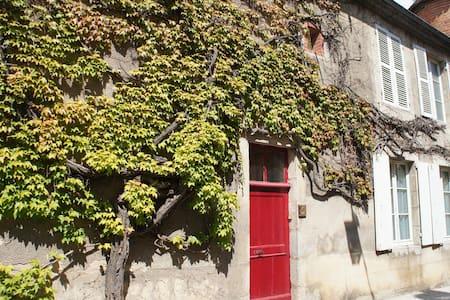 Belle demeure de caractère XVIIIe - Évaux-les-Bains - Haus