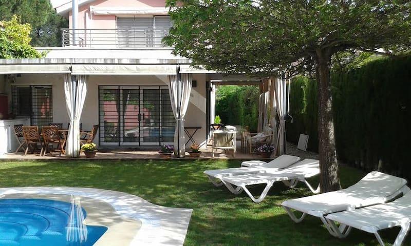 "Casa de campo ""Lago La Encantada I"" - CORDOBA  - Huis"