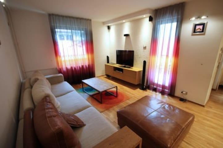 Luxury, warm and spacious townhouse in Belgrade