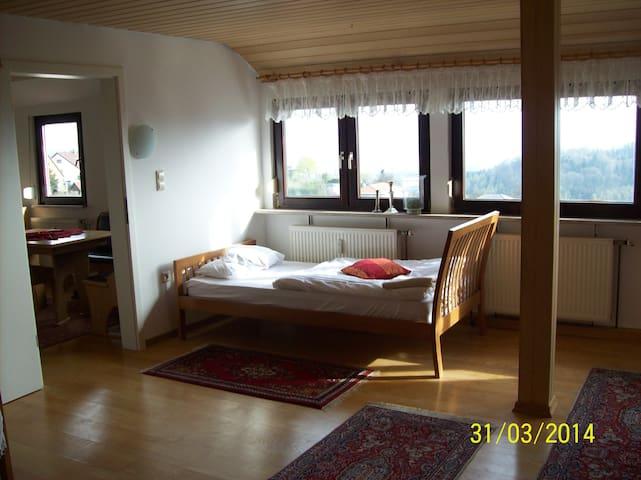 Ferienwohnung Mack - Göppingen - Wohnung