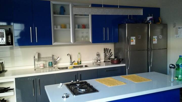 Habitación en Barrio Italia, Providencia